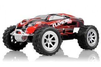 COCHE RC ELECTRICO WLToys A999 Monster Truck 1/24 2.4Ghz. RTR