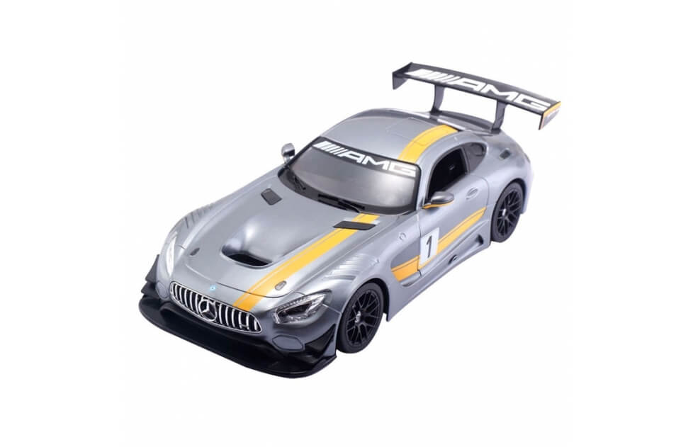 Coche Rc Mercedes AMG GT3 1:14