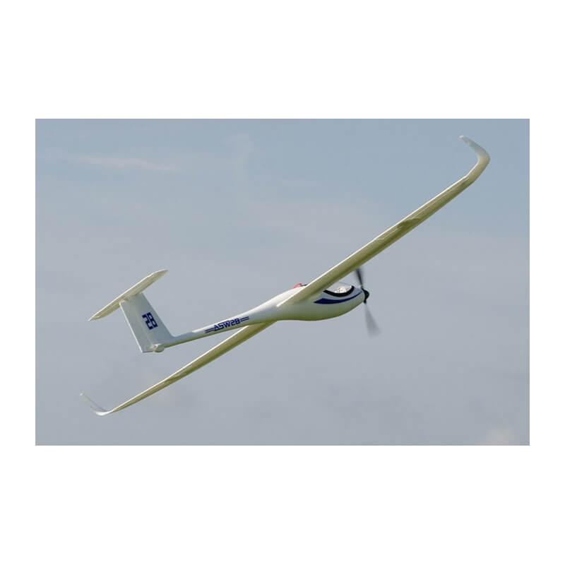 ST Model ASW-28 Glider Avión RC PNP