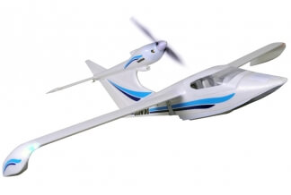 ST Model Seawind Anfibio - Avión Rc PNP 1460mm