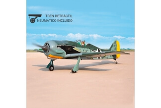 Focke-Wulf FW 190A 1780mm Black Horse