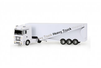 Camión Rc LKW Big Liner Mercedes Benz 1:32