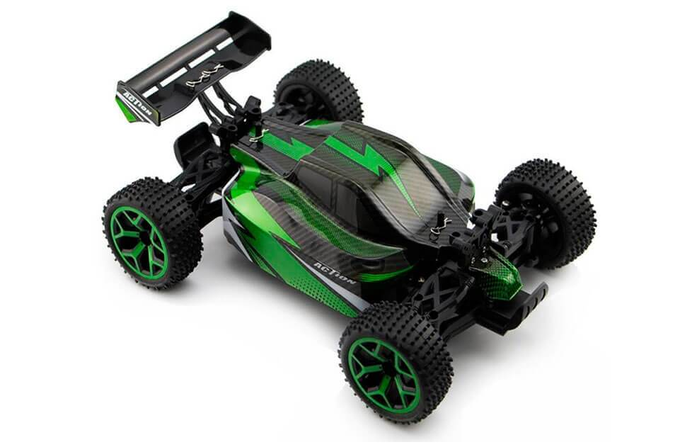 Coche Rc Lionheart Knight Buggy Off Road 4x4 1:18