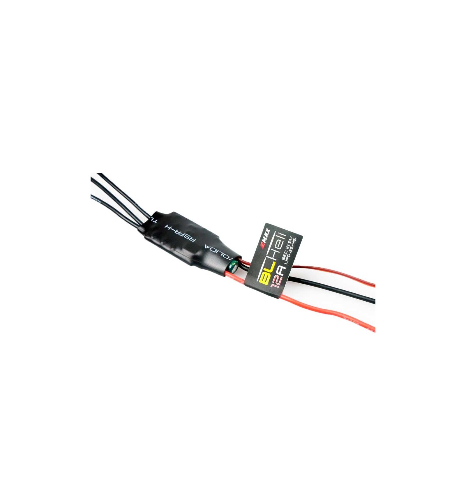 Emax Blheli Series 12a Regulador Brushless Para Radiocontrol Wiring X Y W Multicopteros