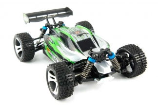 Coche Rc Wltoys A959-A Buggy 4x4 1:18 (Kids Version)