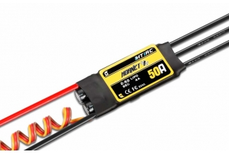 Regulador Brushless Hornet 50A SBEC 4A (1-6S LiPo)