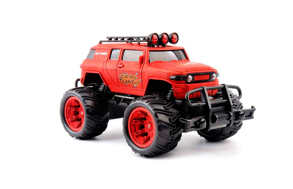 Coche Rc Safari Cross Country Truck 1:20 2WD