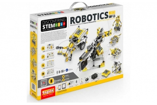 DISCOVERING KIT 8 en 1 - STEM Robotics Mini
