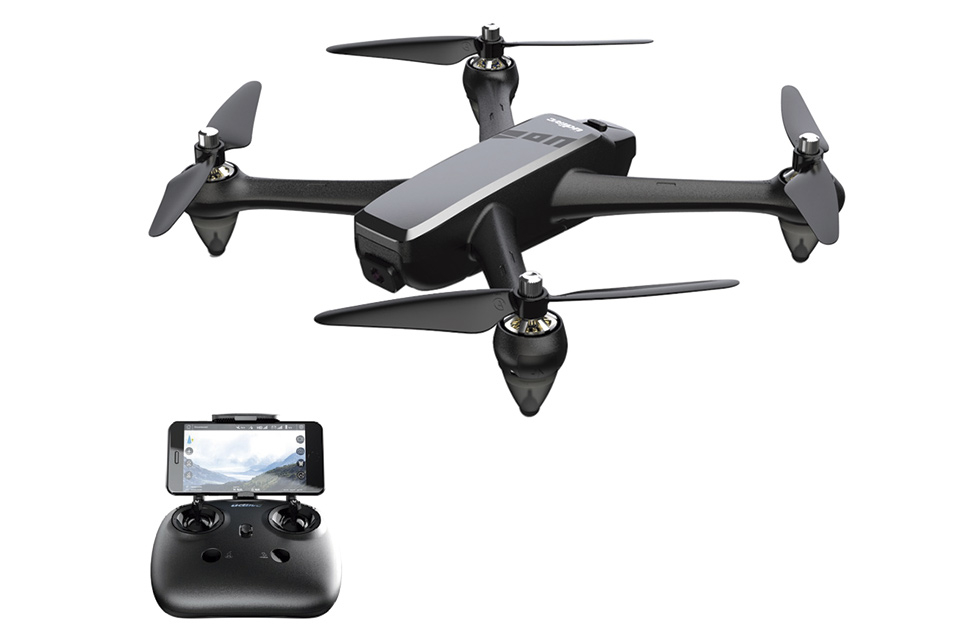 Tartness - Drone para filmación con GPS full HD brushless