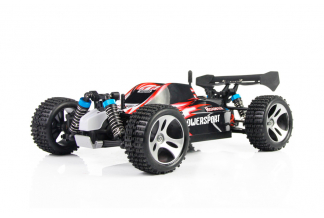 WLToys A959 Buggy Coche RC Eléctrico 1/18 2.4Ghz. 4X4 RTR