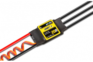 Regulador Brushless Hornet 20A BEC 2A (2-4S LiPo)