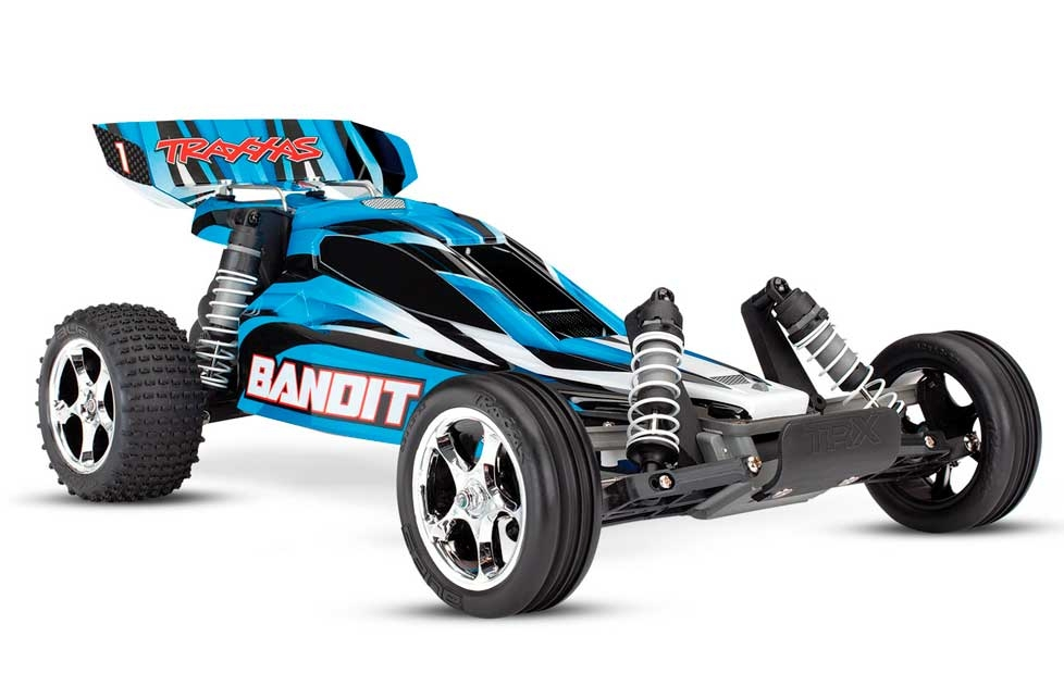 Traxxas Bandit Extreme Sports Buggy 1:10