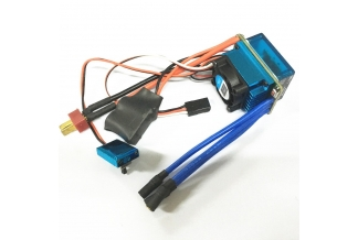 Regulador Brushless 35A 2-3S para coches RC (Waterproof)